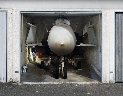 Fototapeta garaż