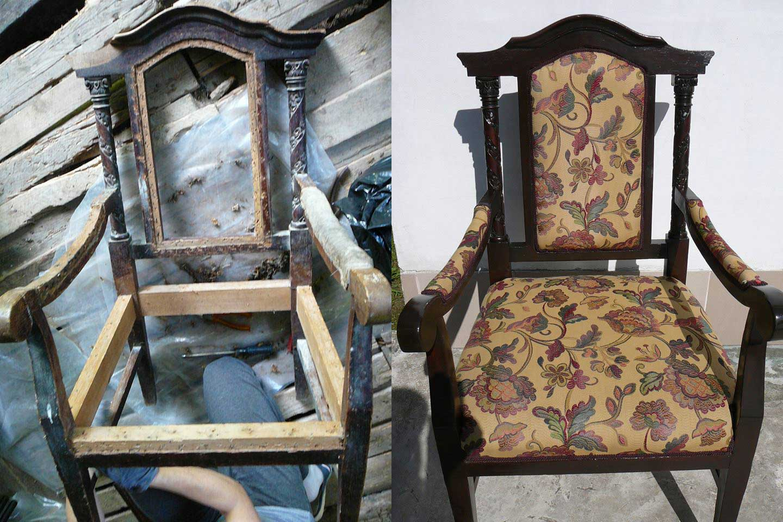drugie życie krzesła