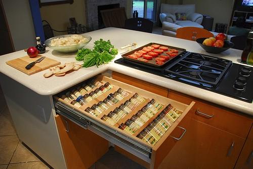 Przyprawy W Kuchni Przechowywanie Top 8 Rozwiazan Decodom