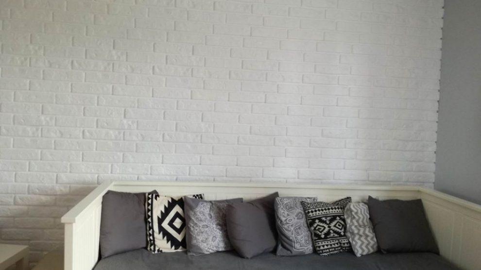 Panele Dekoracyjne 3d Styropianowa Imitacja Cegły I